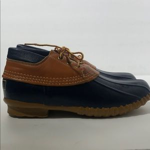 L.L. Bean Maine Hunting Shoes Ankle Lace Up